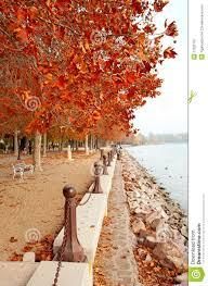 Balatonfüred im Herbst