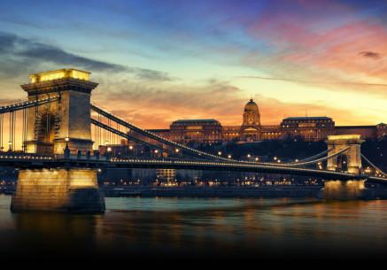 Ausflug nach Budapest