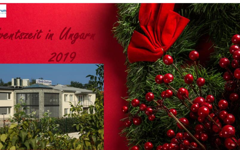 Weihnachten in Ungarn 2019